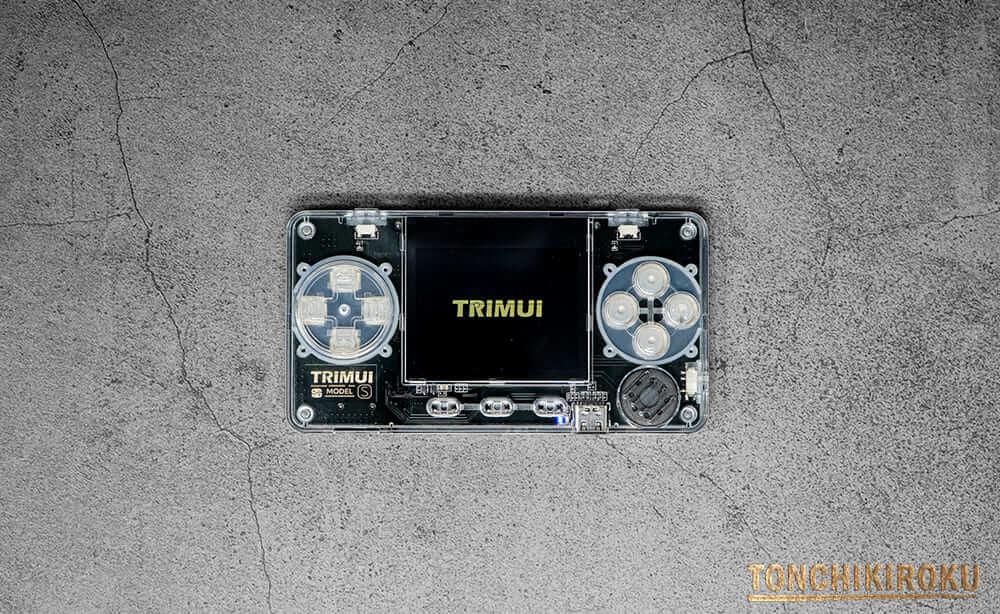 TRIMUI MODEL S レビュー