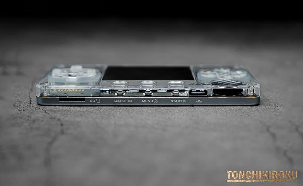 TRIMUI MODEL S I/Oポート