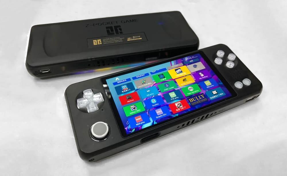 Z-Pocket Game プレオーダー開始