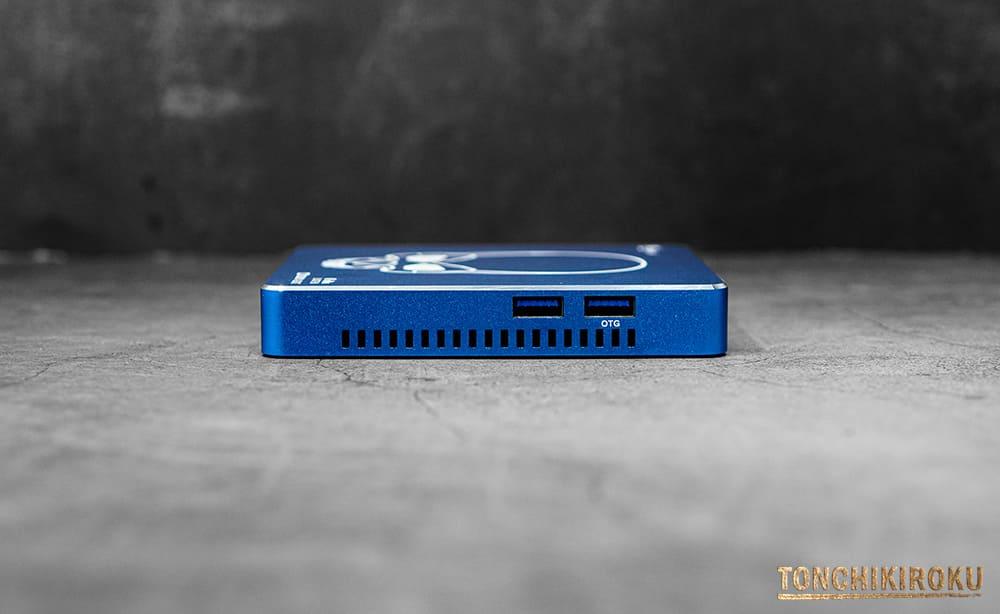 Beelink Gt-King Pro I/Oポート