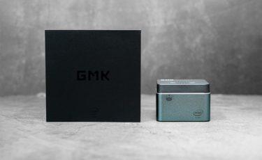 GMK NucBox 実機レビュー