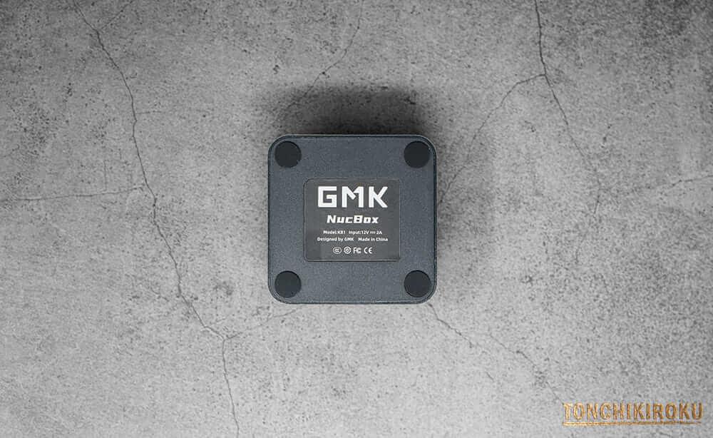 GMK NucBox 拡張性