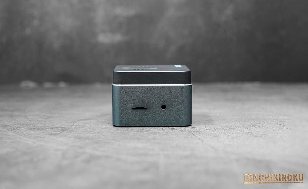 GMK NucBox I/Oポート