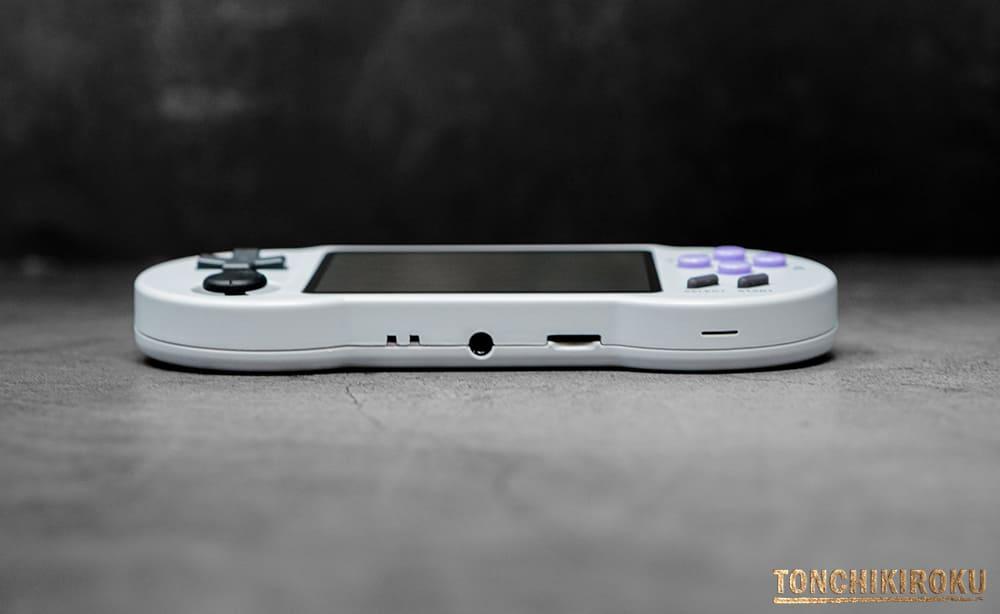 PocketGo S30 I/Oポート
