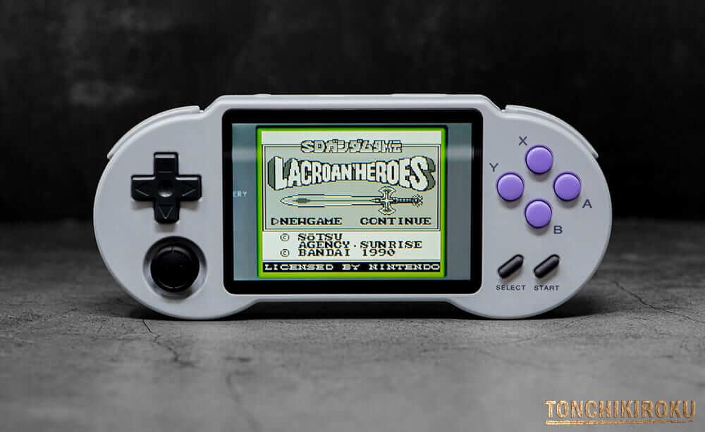 PocketGo S30 エミュレータ性能