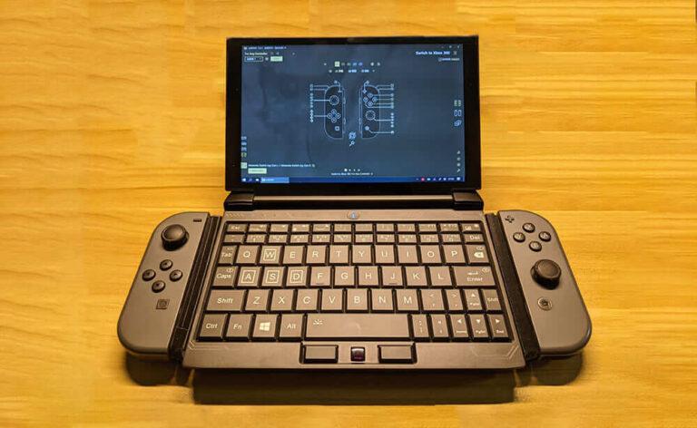 OneGx1 Pro Nintendo Switchコントローラー
