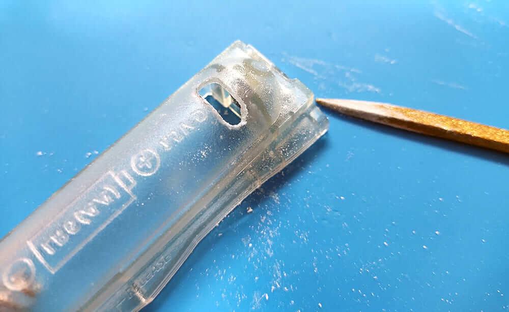 ワンダースワンシリーズ バッテリー化
