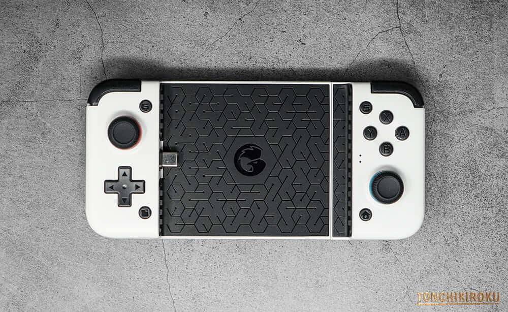 GameSir X2 大きさ・重さ
