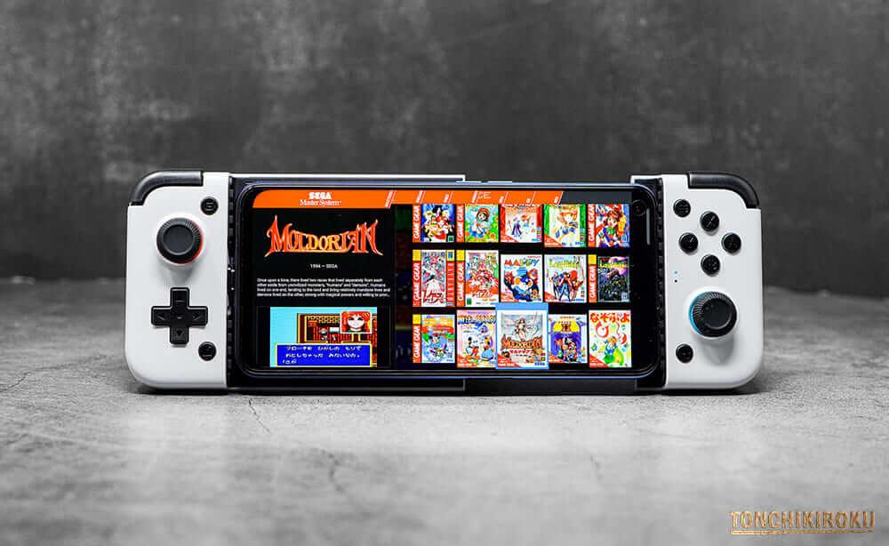 GameSir X2 エミュレータに最適