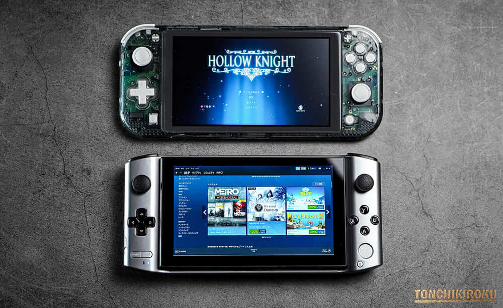 GPD WIN3 Nintendo Switch Lite