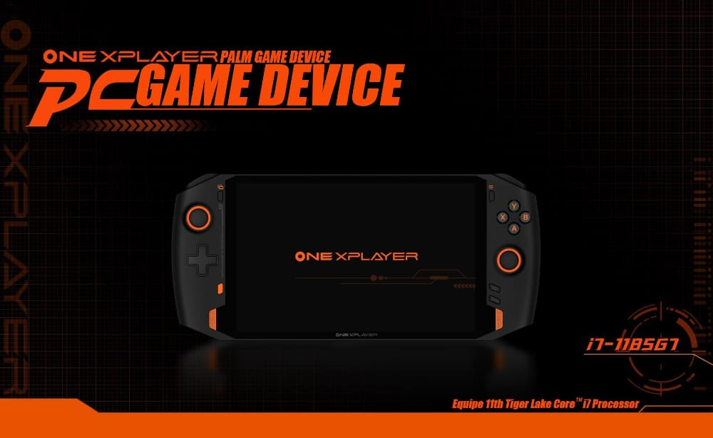 One Xplayer i7-1185G7