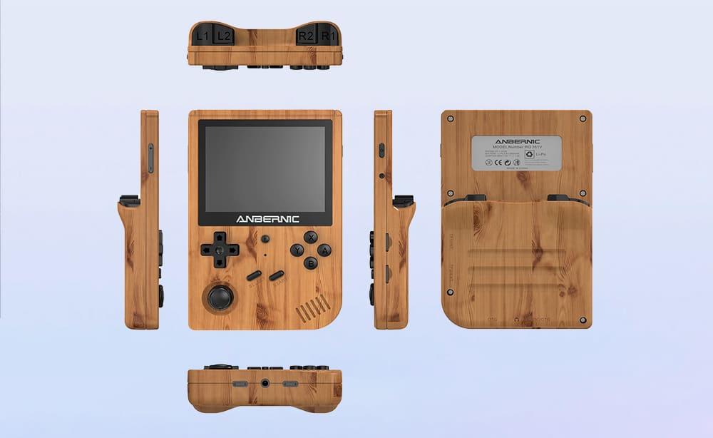 中華ゲーム機 RG351V 特徴