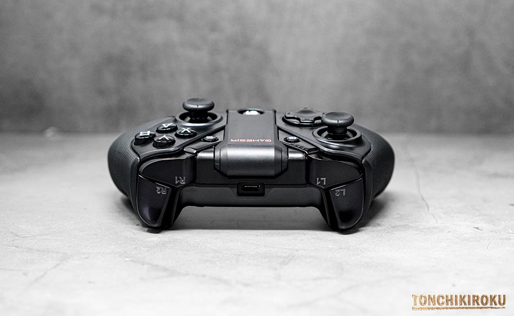GameSir G4 Pro ボタンレイアウト