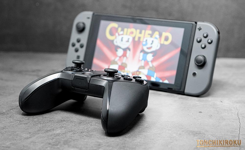 GameSir G4 Pro Nintendo Switch接続
