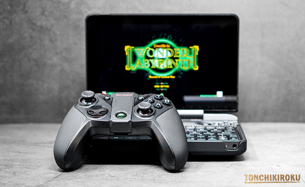 GameSir G4 Pro PC接続