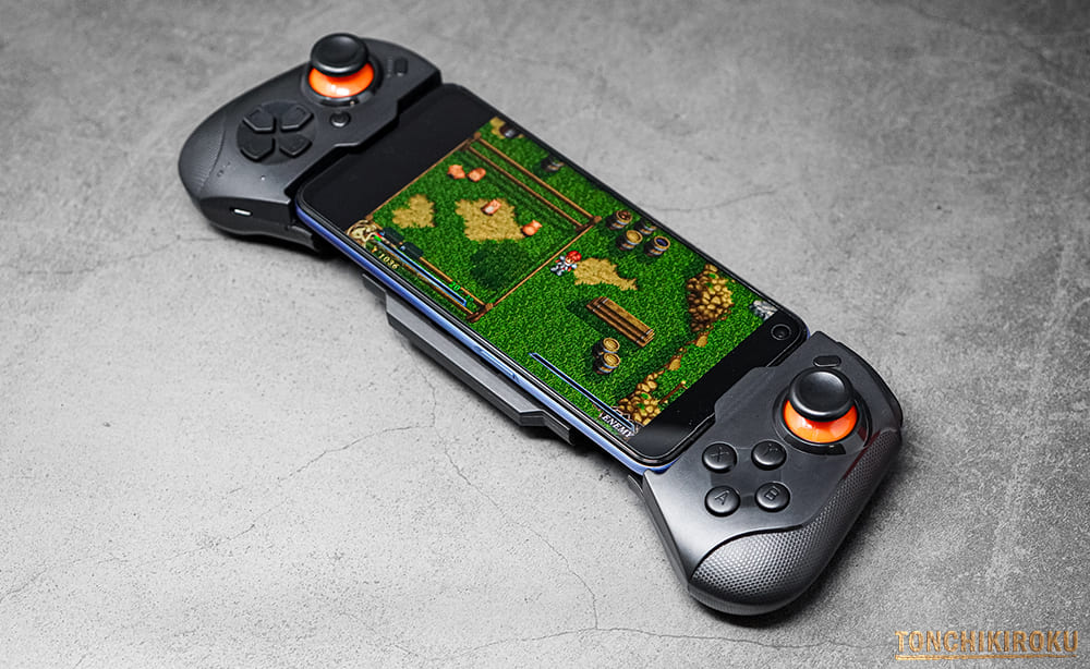 スマホゲームコントローラー MOCUTE-060