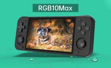 Powkiddy RGB10 Max リリース