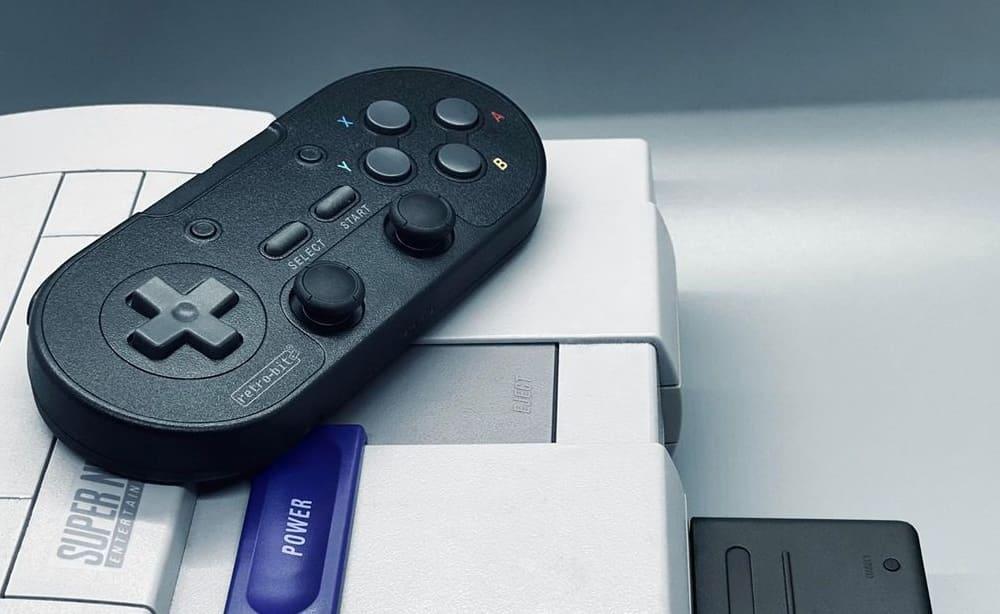 スーパーファミコン 無線コントローラ Legacy16