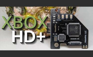 XboxHD+ 初代XBOXカスタムパーツ