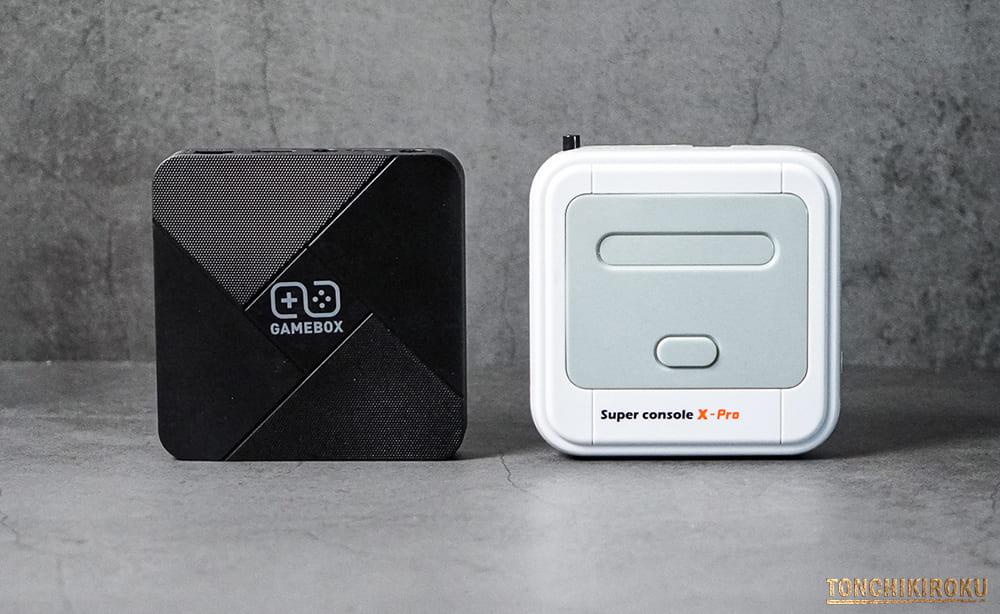 Super Console X Pro との比較