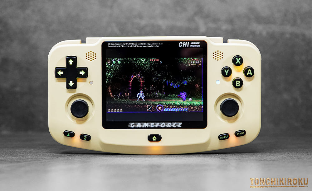 GameForce エミュレーター性能