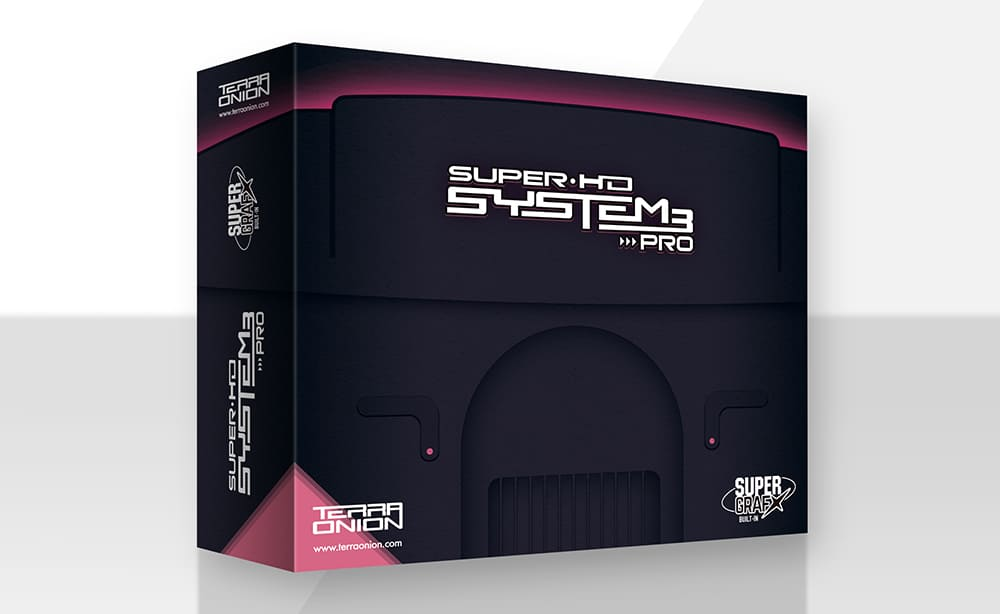 Super HD System3 PRO