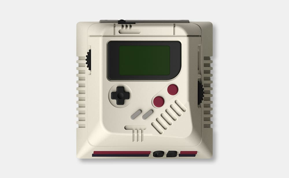 ZMKC Pocket Game Console Artisan Keycap