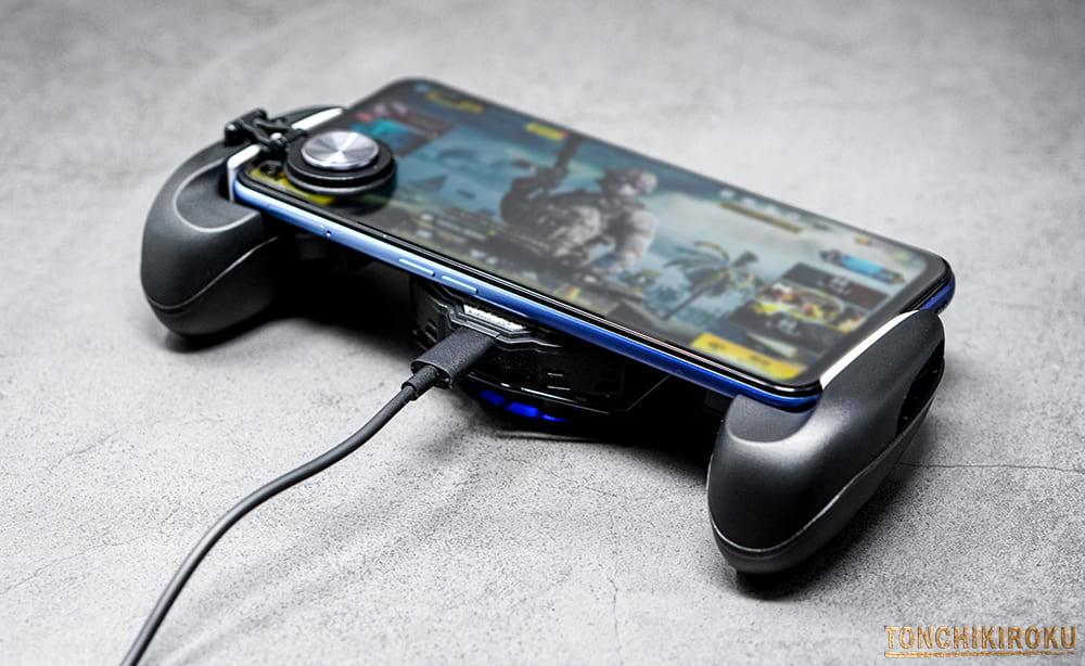 GamezSir F8 Pro Snowgen 要ケーブル接続