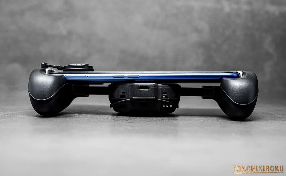 GamezSir F8 Pro Snowgen スマホグリップ