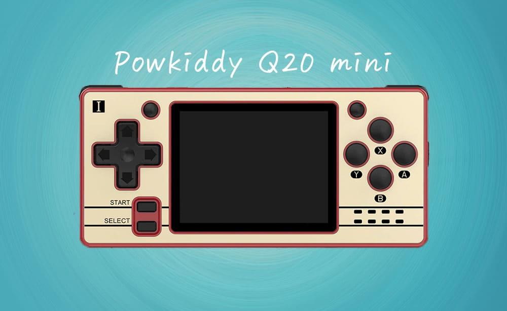 POwkiddy Q20 mini 中華ゲーム機