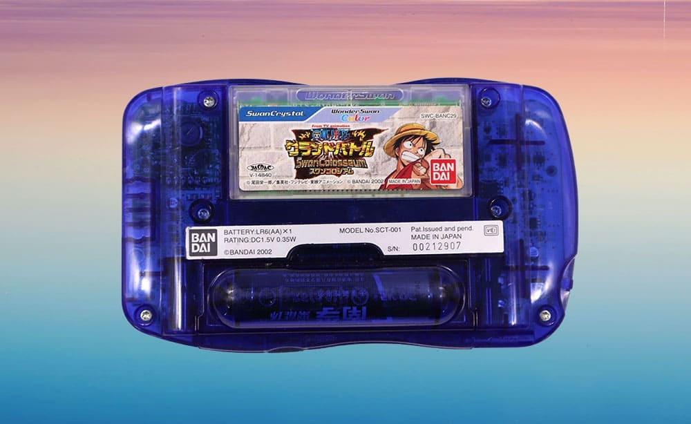 ワンダースワンクリスタル IPS液晶キット