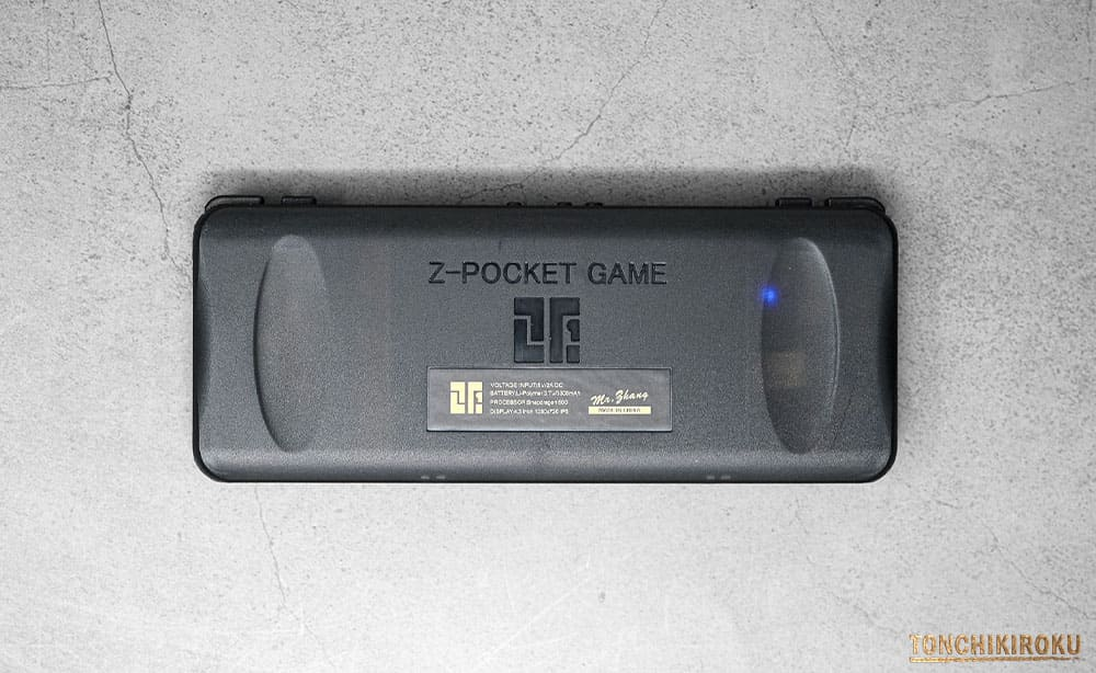 Z-Pocket Game 受注生産