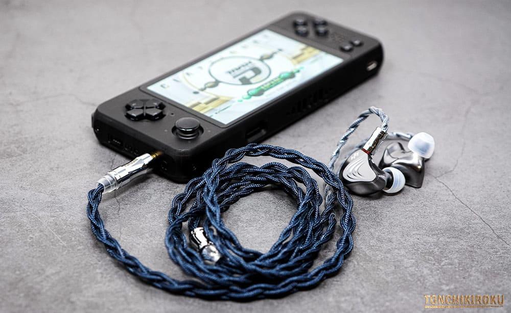 Z-Pocket Game イヤホン