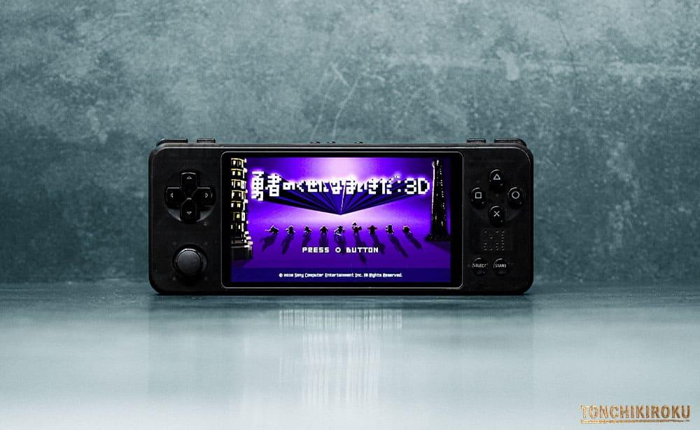 Z-Pocket Game エミュレータ性能