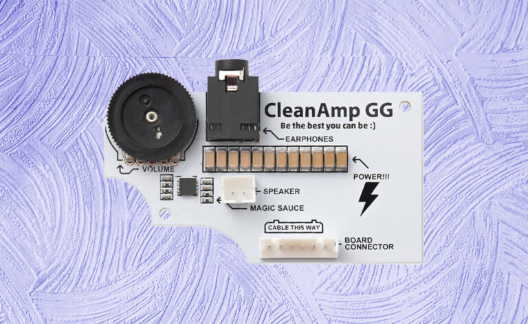 Game Gear CleanAmp