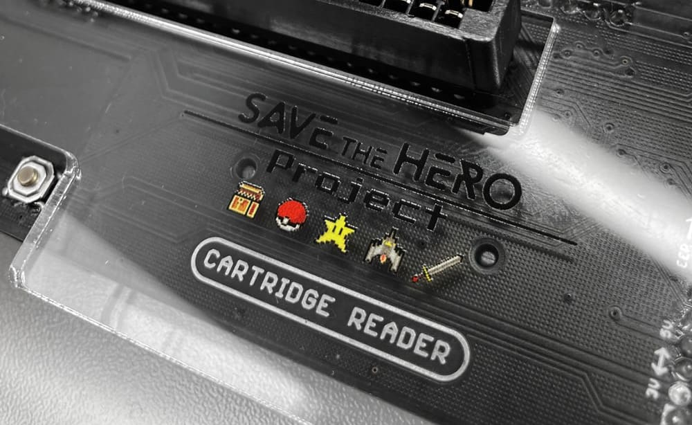 Cartridge Reader