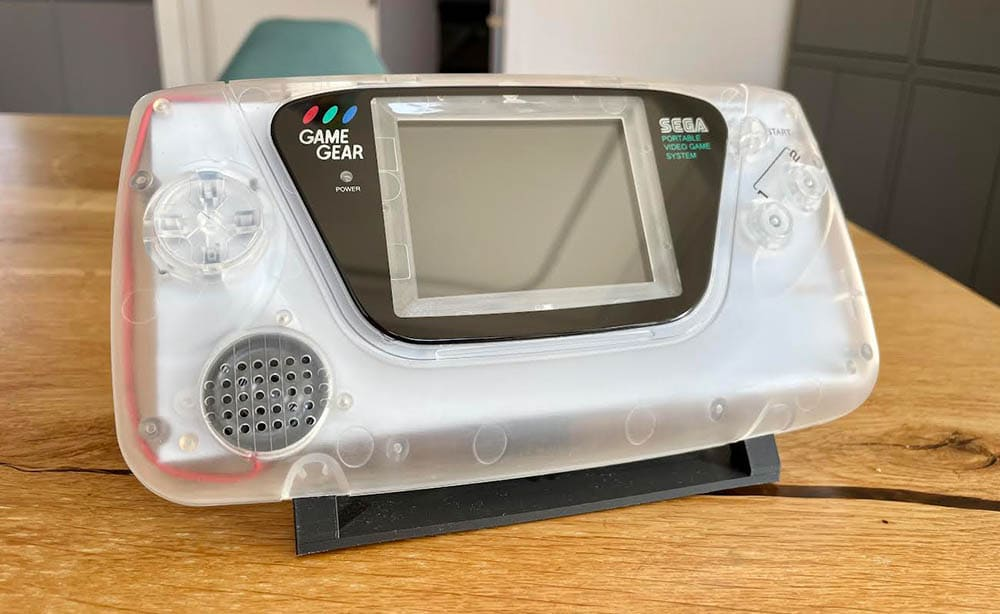ゲームギア互換機 GAMEGEAR MAINBOARD