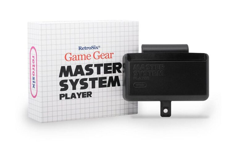 Master System Player ゲームギア