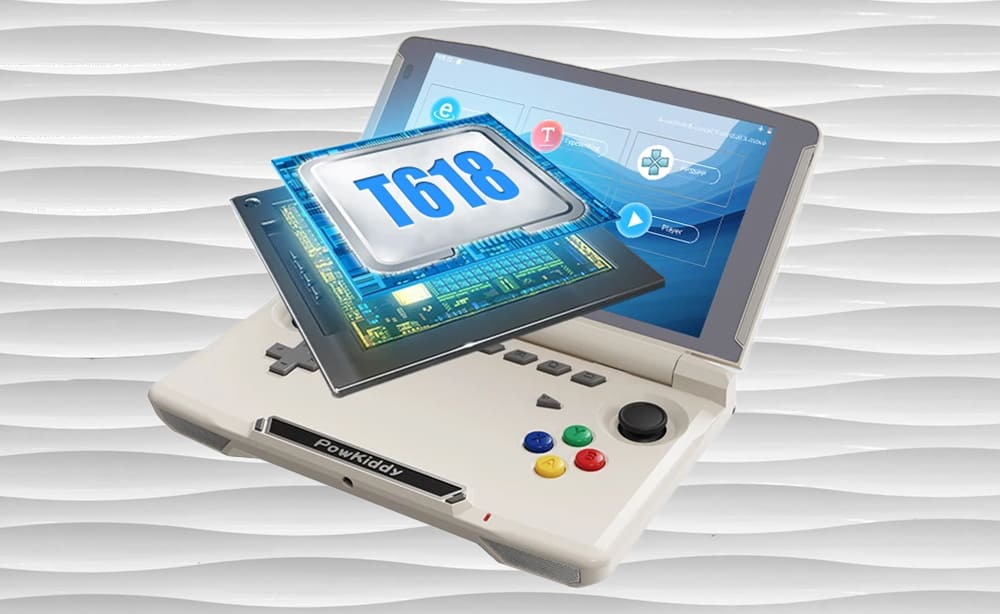 Powkiddy X18S Androidゲーム機