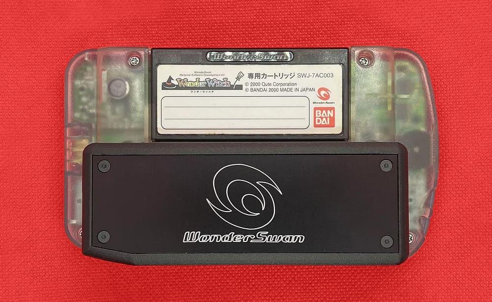 WonderSwan バッテリーパック