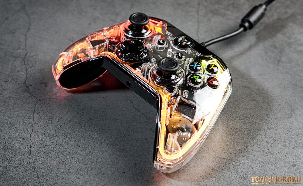 ゲームコントローラー BIGBI WON RAINBOW 価格・販売ストア