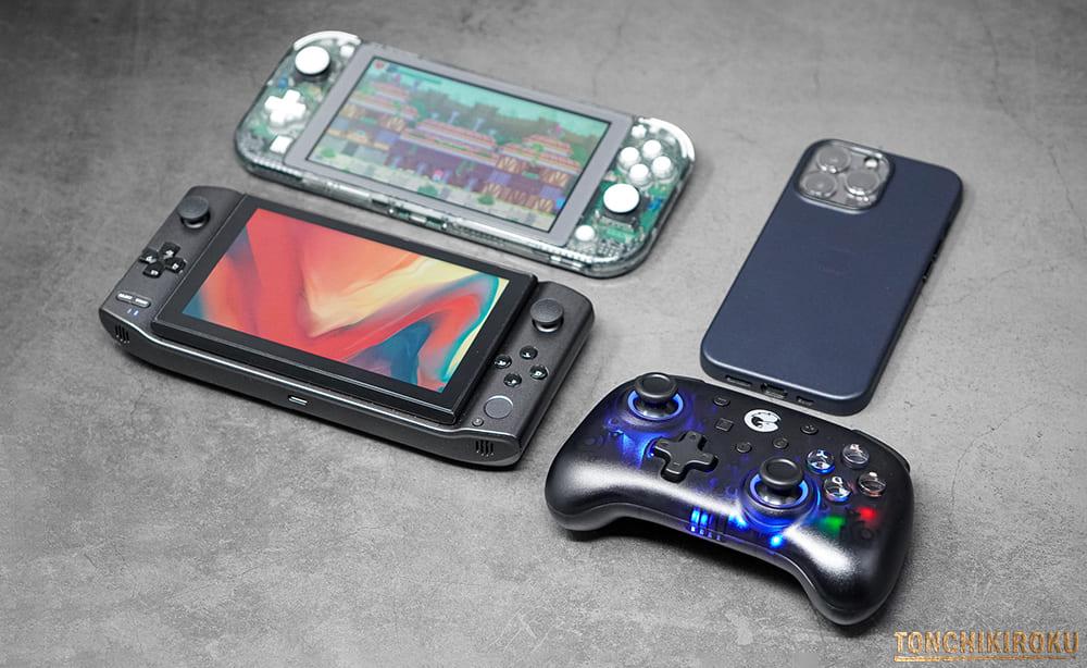 GameSir T4 Mini シチュエーション