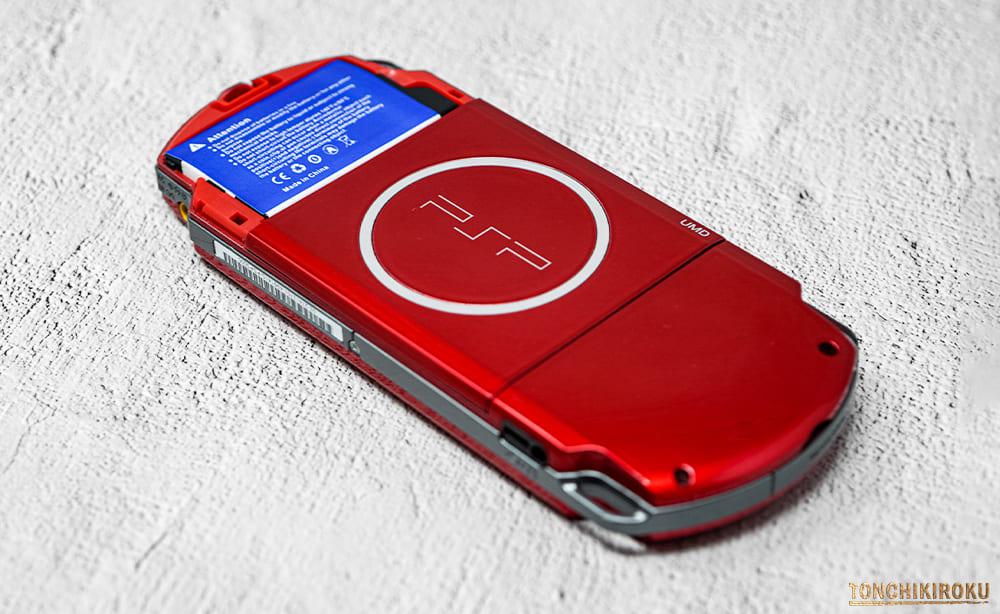 PSP互換バッテリー